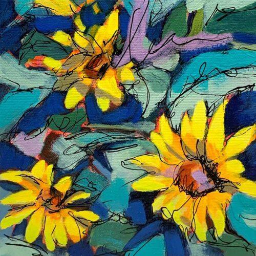 Sunflower Blues