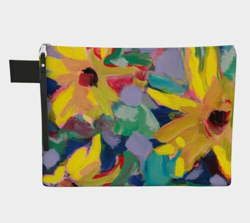 Sunflower carry case